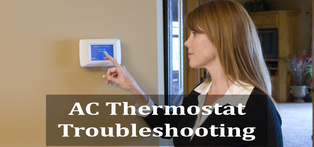 AC Thermostat Troubleshooting