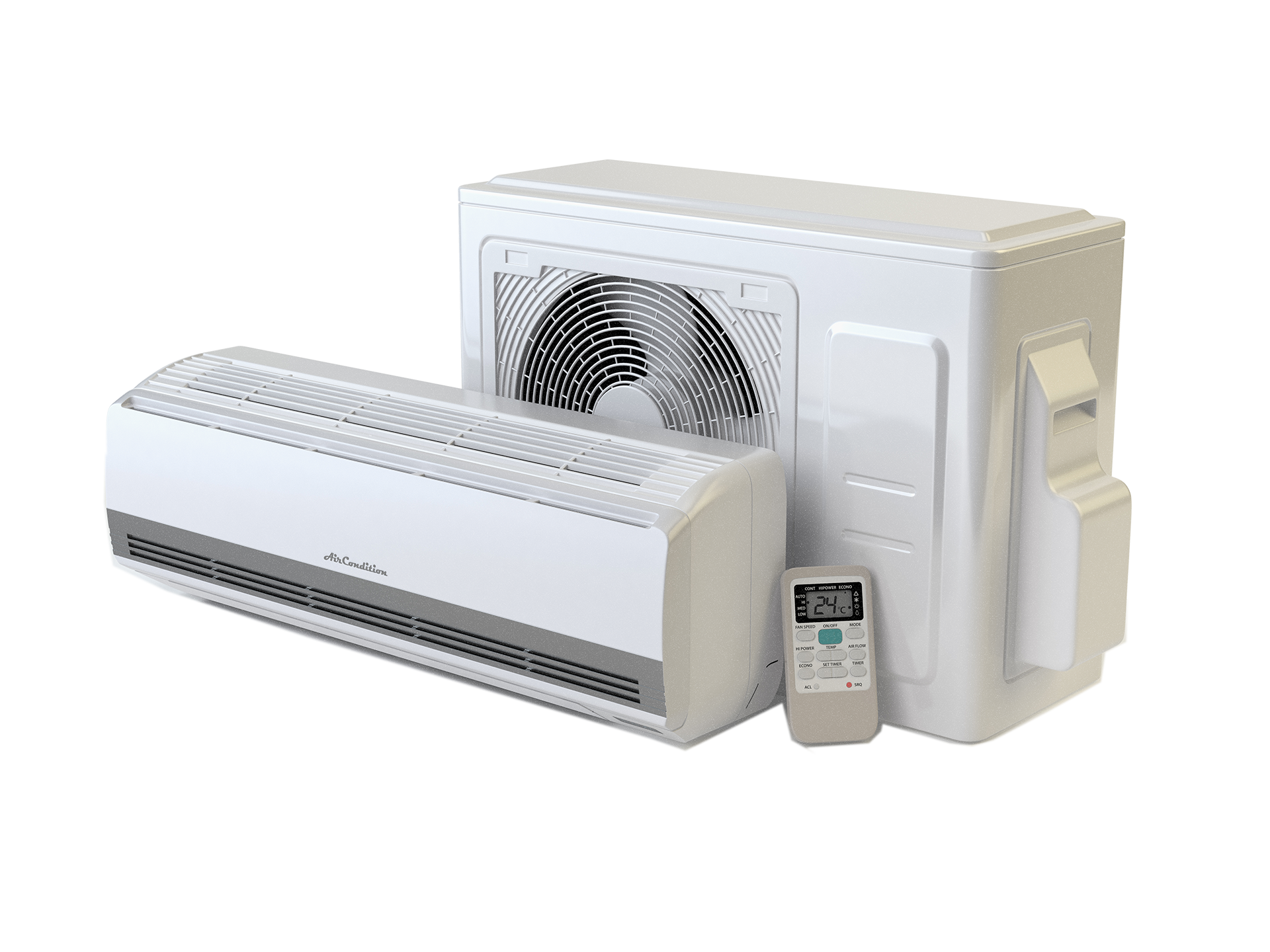 Ductless AC Image