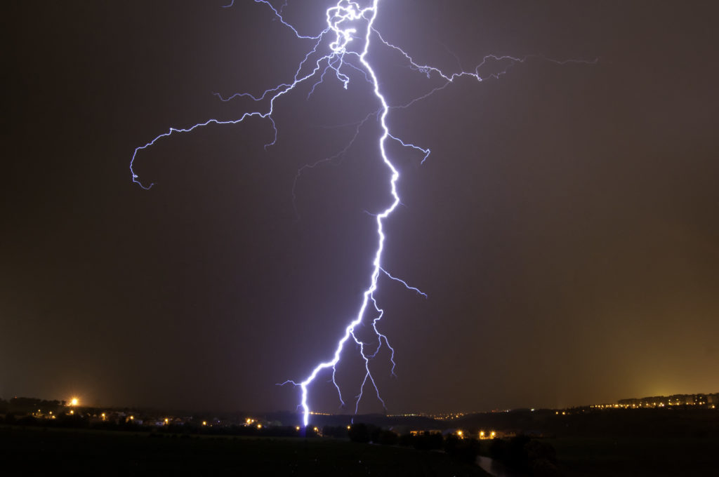 Protecting Your HVAC System from Lightning Damage
